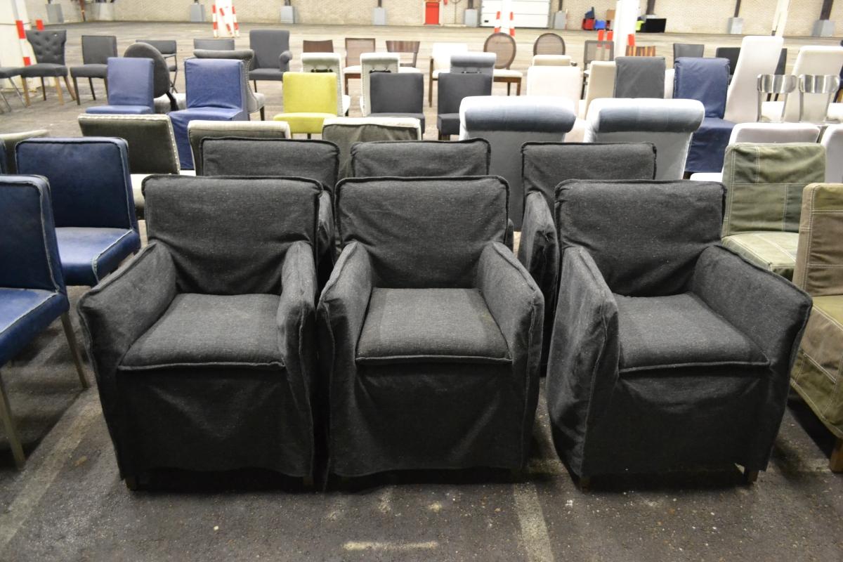 Nieuwe sets eetkamer stoelen a veiling - Hedendaagse stoelen eetkamer ...